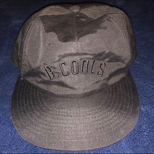 Barney Cools Black 5-Panel SnapBack Cap